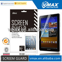 High quality diamond screen protector film/computer privacy screen protector for Samsung Galaxy Tab 7.7