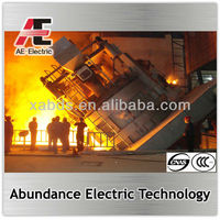 Stainless Steel produced byHigh efficiency machine electric melting Furnace