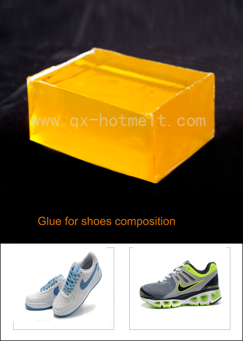 High quality hot melt adhesive for shoes coating, strong sticky adhesion