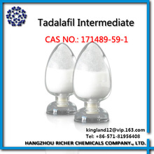 Hot sale tadalafil Intermediates chemicals for pharmaceutical produce