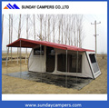 Top-rated style portable best tent trailer camping for family camping