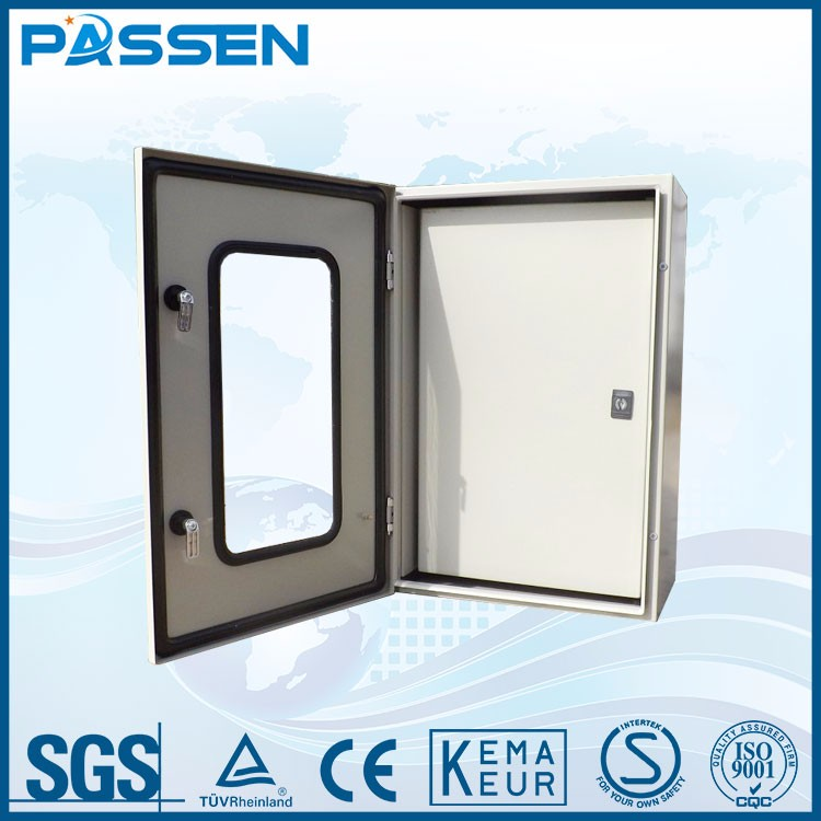 PASSEN popular professional extruded aluminum extrusion enclosure