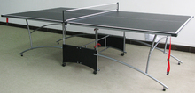 high quality DG Million Star manufacturer LS-TT71024 used folding modern ping pong table for sale
