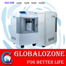 Home care PSA oxygen making machine with 3L 5L 8L 10L flow rate