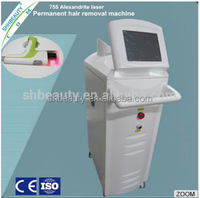 Alibaba express wholesale alexandrite laser 755nm hair removal equipment