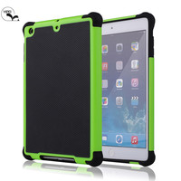 Wholesale Unbreakable case for iPad mini 2 Football Pattern Cover For iPad mini 2 Tablet Case Cover