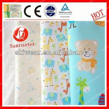 Hot sale Breathable denim wholesale fabric made in usa for cloth diaper