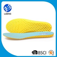 Sport foam eva customized shoe insole material insole to reduce the size of shoes
