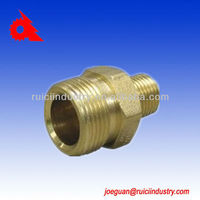 Brass Pump Connector, brass fittings,nipple