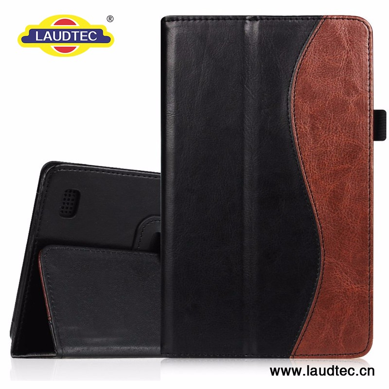 Hot Selling 2017 Pu Leather Case Leather Case For Kindle Fire Hdx 7