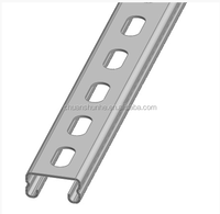 SS304 41*21*2.5 Steel Structure Galvanized C channel