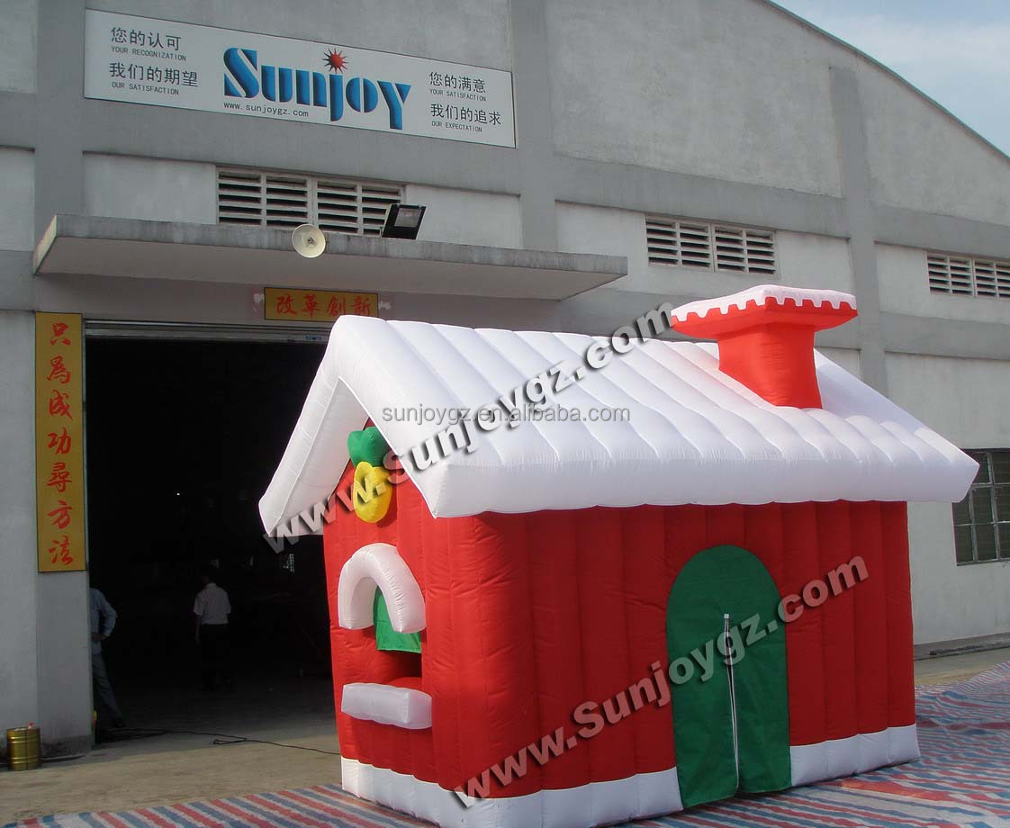 SUNJOY factory price high quality alibaba wholesale CE christmas decorations inflatable air dancer advertising Inflatables