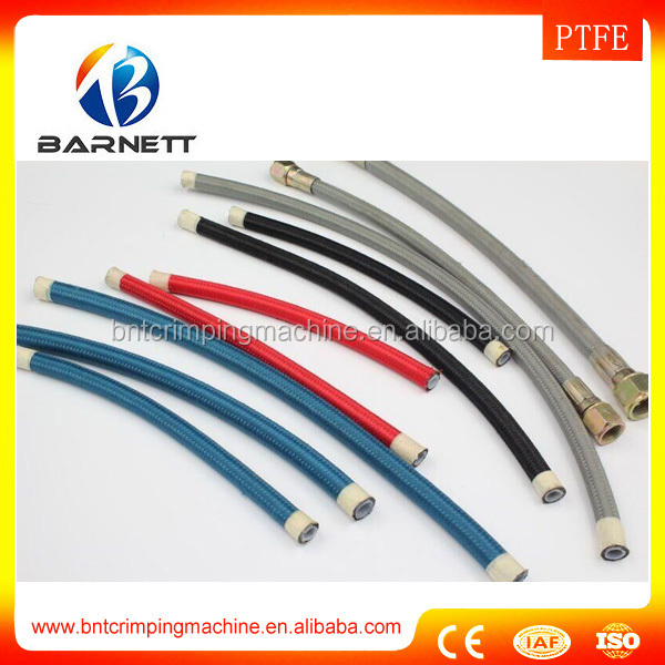 high quality embossed brand hydraulic hose