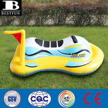 inflatable water cooled scooters plastic sea scooters for sale pool float water toys for kids