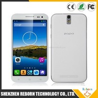 Mobile Phone IPS Zopo ZP998 Phone 5.5inch IPS 192x1080 Original Mobile Phone Made In China