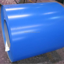 hs code 72107010 ral color sky blue painted steel sheet