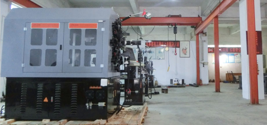 CNC multifunction spring machine automatic  wire forming machine