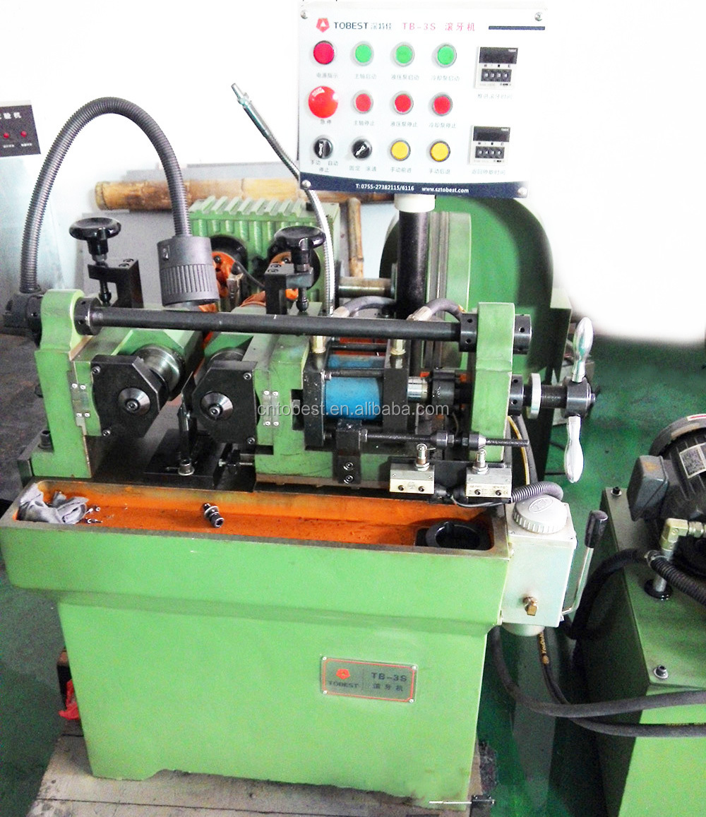 small thread machine pipe drilling making machine for sale