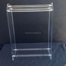 JA-MJ-002 JACHOO customized acrylic towel stand for home usage
