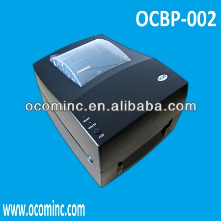 OCBP-002-U USB Cable Barcode Label <strong>Printer</strong>