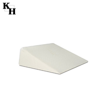 High quality memory foam back bed wedge pillow adult
