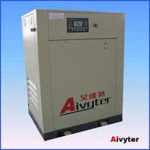 Electric dc scroll air compressor single phase motor