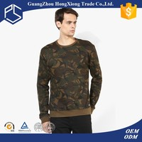 Wholesale cotton high neck camo long sleeve low prices seamless city t shirts