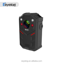 H.265 body camera long distance wireless hidden type night vision camera