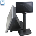 mini 7 inch USB LCD pole adjust customer display for advertising