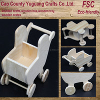 handmade wooden car,wooden craft with wheel,christmas tree for car