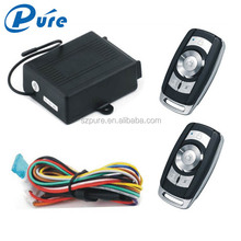 Hot Sale Cheap Car Alarm System for South America Market Good Quality One Way Car Alarm
