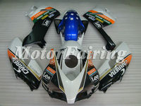 Aftermarket ABS Plastic Motorcycle Bodywork Fairing For Honda CBR1000 2004-2005 04-05 Fairing Kits