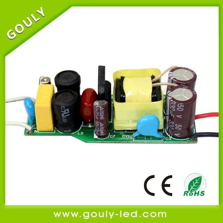 non-waterproof Isolated internal power supply 9W-12W 300mA GL-CP300