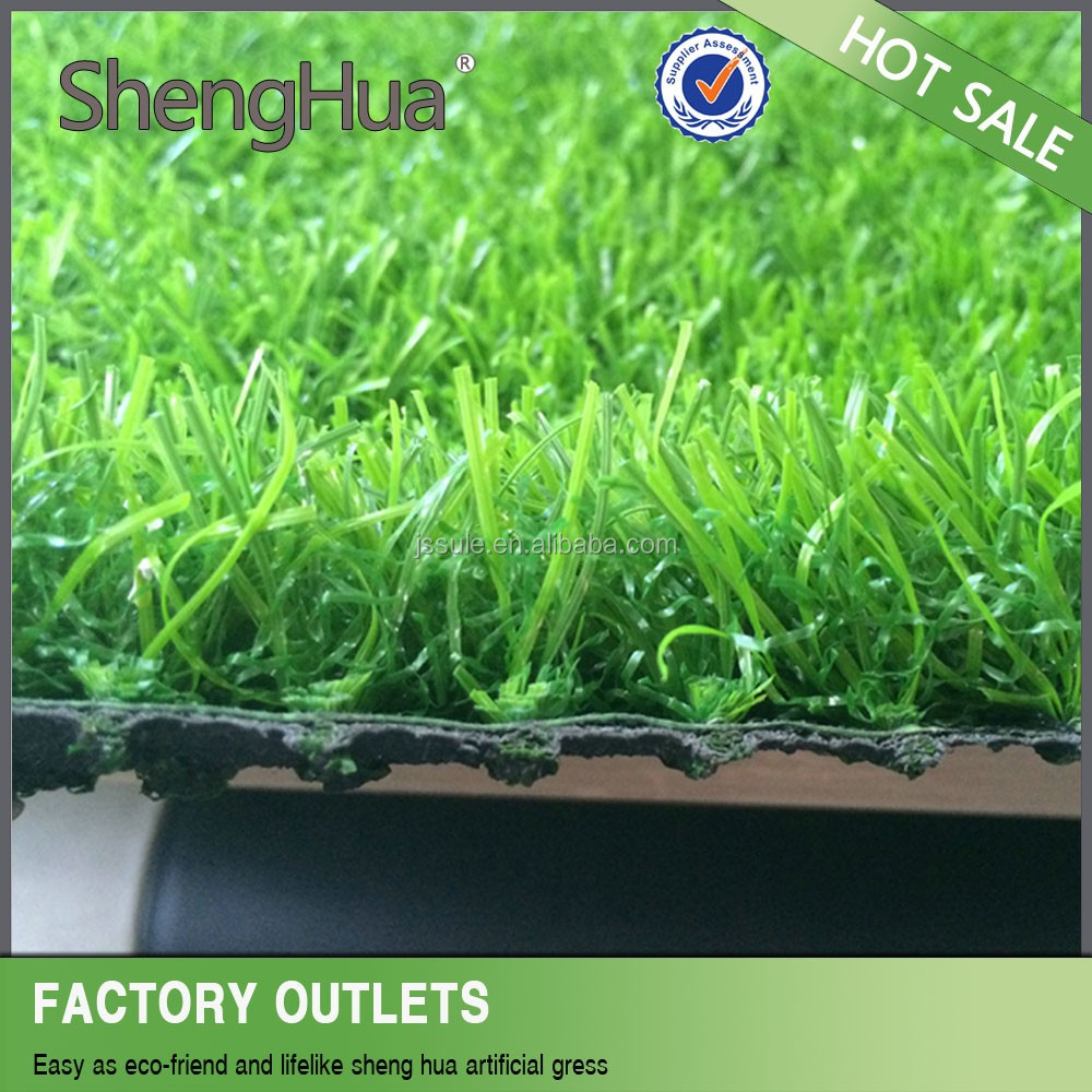 50mm Artificial turf /fake grass lawn for football
