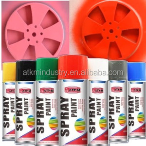 ATKM FAST DRY multicolor spray paint MSDS AEROSOL SPRAY PAINT