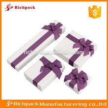New Lots Wholesale Jewelry Ring Earring Small Large Gift Foam Packaging Box