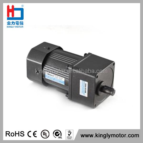 Ac Gear Motor 60w 110v 220v 50hz 60hz Single Phase Low
