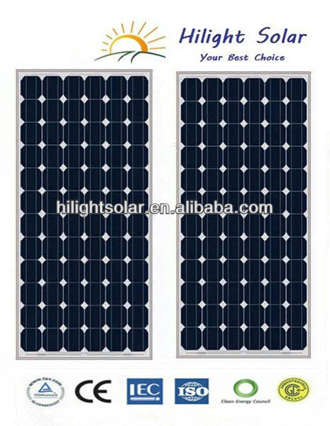 High Efficiency best price solar panels in pakistan karachi with TUV,CE,ISO,CEC