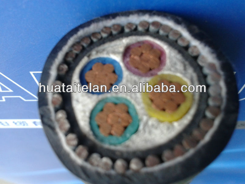 0.6/1KV,XLPE insulated armored cable For Brazil market!