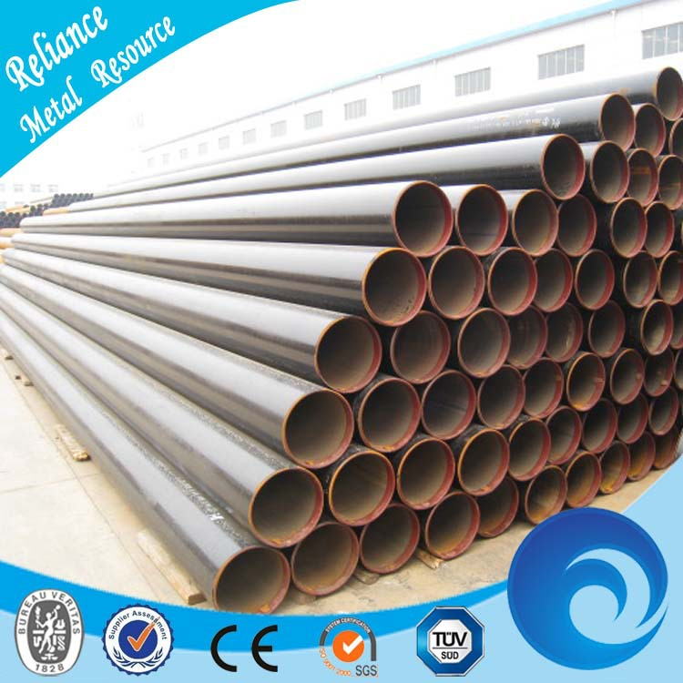 ROUND WELDED STEEL TUBE FOR CONVERTER CHIMNEY