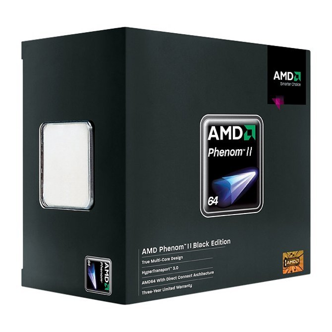 AMD Phenom II X4 955 Black Edition Box,