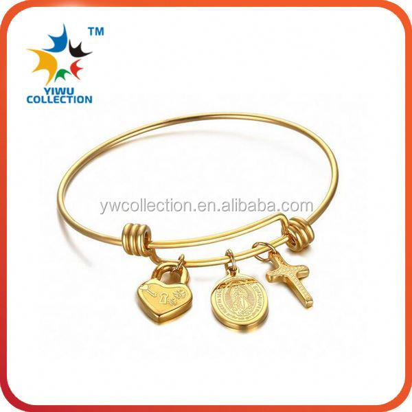 korean gold silver bracelet write name