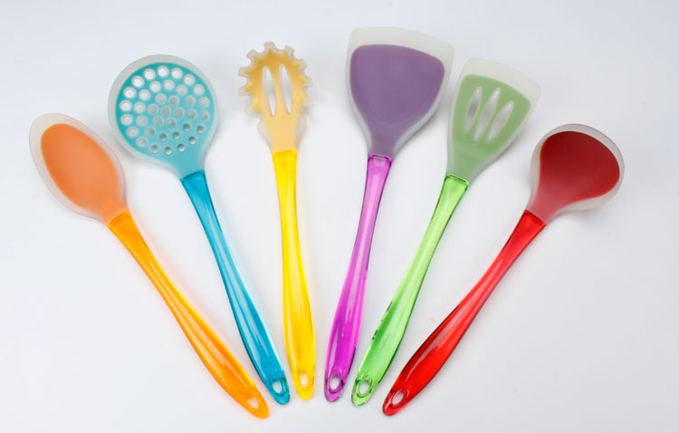 China manufacturer cooking tools silicone kitchen utensil set wholesale online