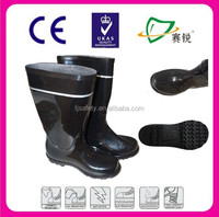 lightweight plastic safety boots used in work