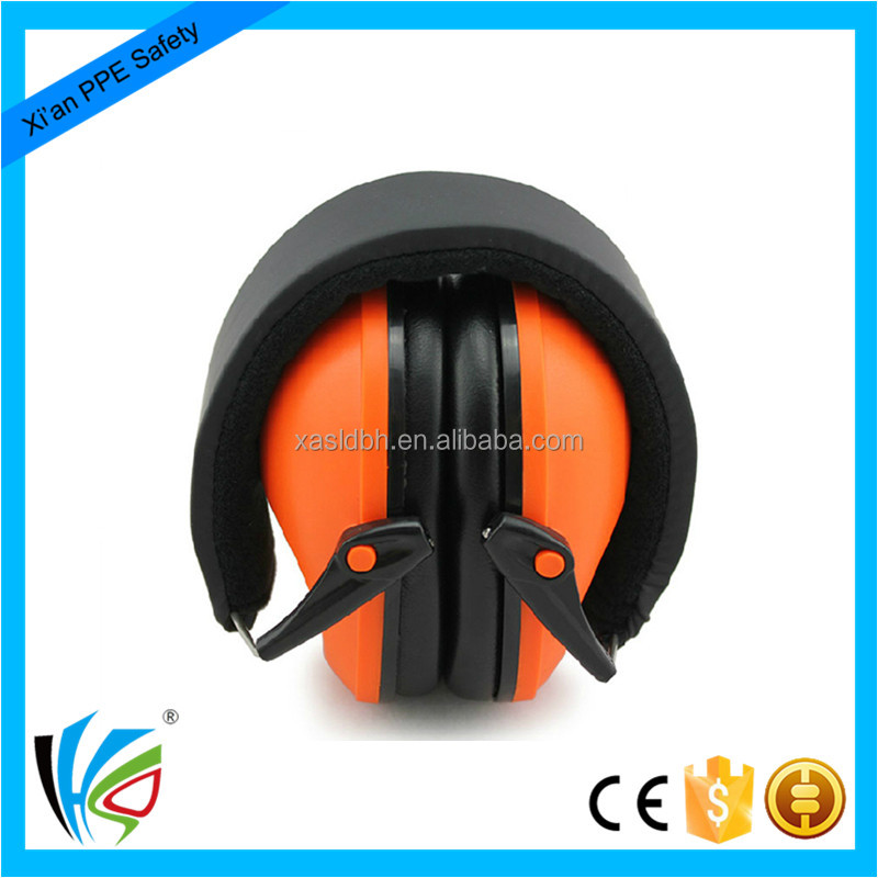 Industrial Sound Protector Safety Ear Muffs For Safety Helmet