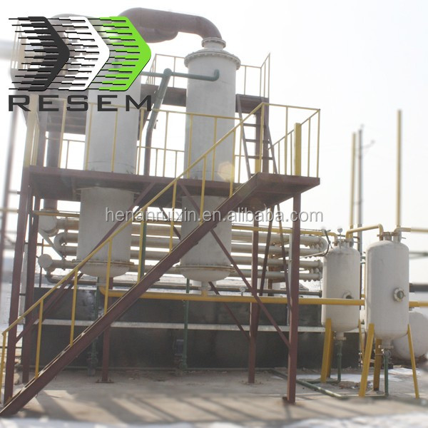 waste plastics pyrolysis plant in USA