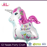 2016 Trending Products Inflatable Unicorn Balloon