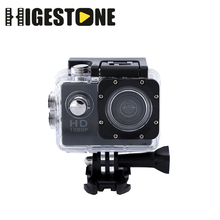 New Arrival Wi-fi support professional performance outdoor sports 1080p waterproof action camera rohs