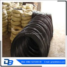 GOOD QUALITY BLACK ANNEALED IRON WIRE/ GALVANIZED SOFT IRON WIRE