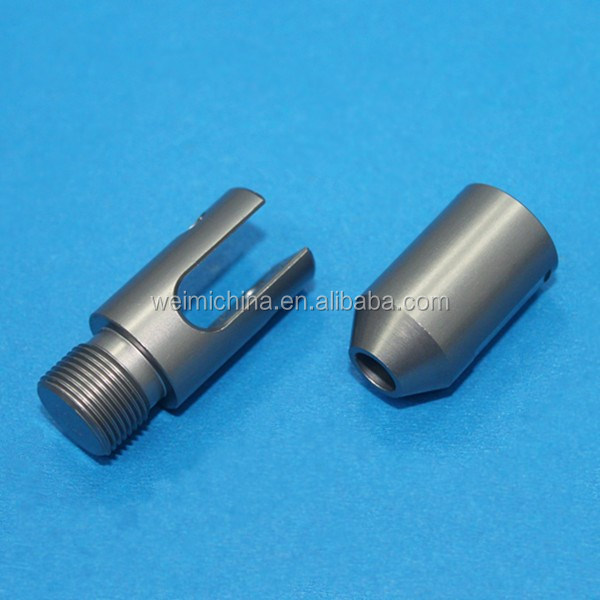 high precision anodise aluminum 6061 cnc machining part turned parts